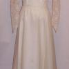 Before - vintage wedding dress
